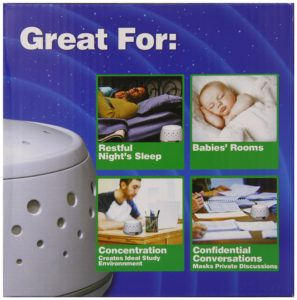 Sleep Easy Sound Machine