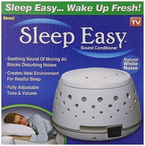 Sleep Easy White sound conditioner