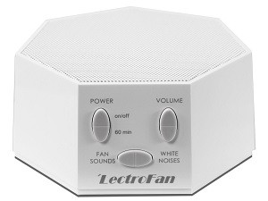 LectroFan - best sound machine - cheapest sleep sound machines