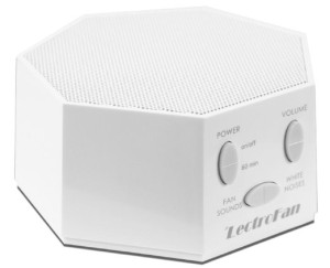 LectroFan - sleep sound machine review