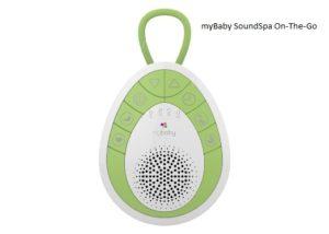 my baby portable sound machine