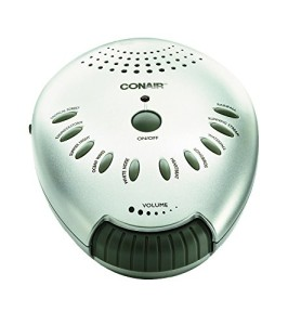 Conair sound therapy sound machine - cheapest sleep sound machines