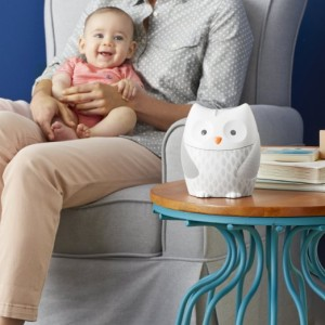 Skip Hop Nightlight Soother Moonlight and Melodies - baby sound machine