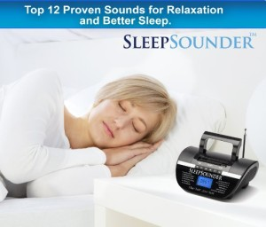 SleepSounder Sleeping Sound Machine