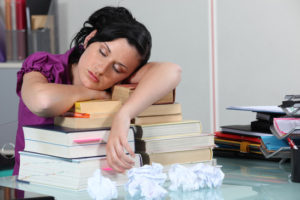 trouble sleeping - Shift Work Sleep Disorder