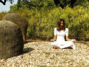 Using yoga to treat sleeplessness