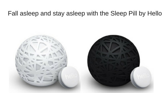 Sense with Sleep pill