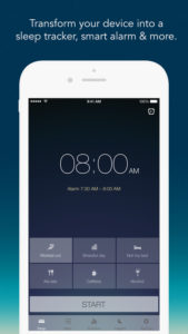 Sleep Better Runtastic App