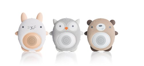 SoundBub Portable Bluetooth Speaker and Baby Soother