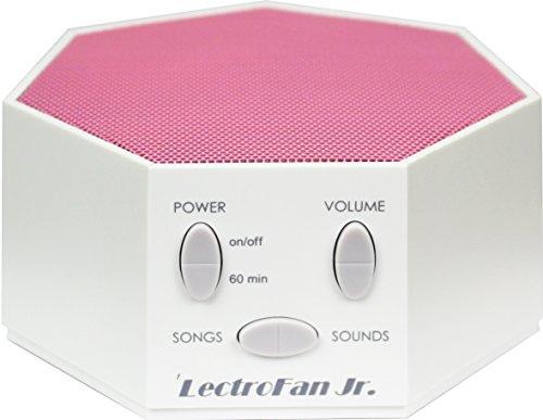 Lectrofan Jr White Noise Machine With Nursery Rhymes