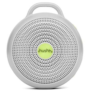 Marpac Hushh For Baby, Portable White Noise Sound Machine