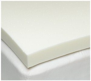 3 Inch iSoCore 3.0 Memory Foam Mattress Pad Bed Topper