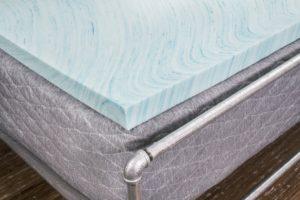 DreamFoam 2 inch gel foam topper