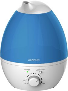 Aennon Cool Mist Humidifier - baby humidifier