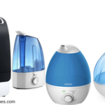 Breath free with ultrasonic humidifiers