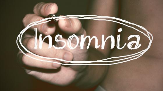 Health issues of sleep insomnia