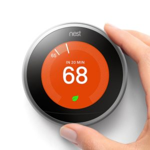 Nest Learning Thermostat for homes