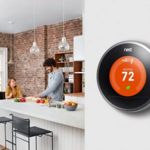 Nest Learning Thermostat for home