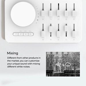 Zidoo Eversolo Sleep Therapy Sound Machine