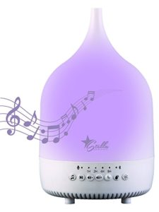 Soothing Sounds Aroma Oil Diffusing Machine