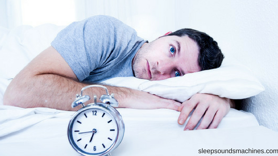 Insomnia and sleeplessness - sleeping insomnia