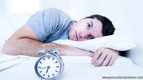 Insomnia and sleeplessness - sleeping insomnia