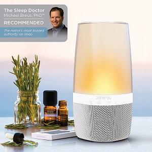 iHome Zenergy Aromatherapy Bluetooth Sleep Sound Machines